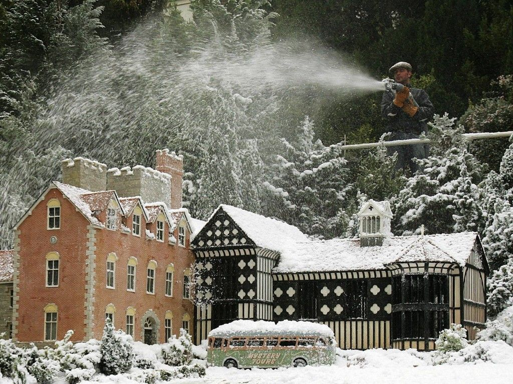 Events - Babbacombe Model Village - SnowCel