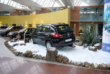 VW Showroom Snow Business GmbH